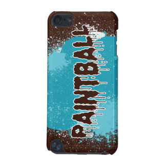 Paintball Ipod Touch Case