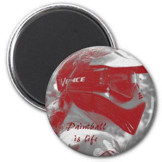 Paintball is Life Fridge Magnet