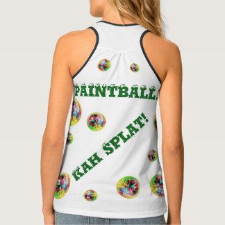 Paintball Kah Splat Tank Top
