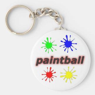 paintball keychain
