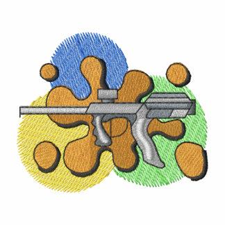 Paintball Logo Embroidered Shirt