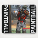 paintball mouse pad