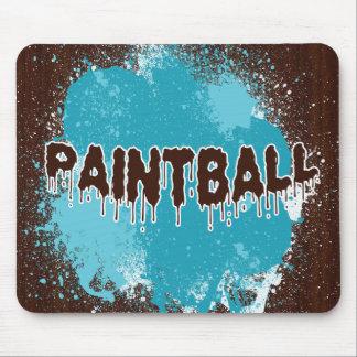 PaintBall Mousepad