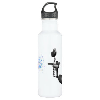 Paintball 24oz Water Bottle