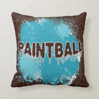 Paintball Pillow