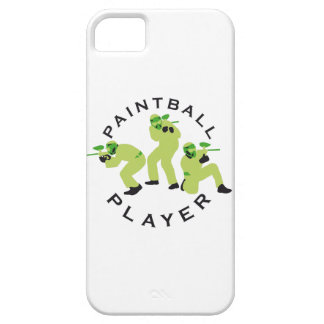 paintball players iPhone SE/5/5s case