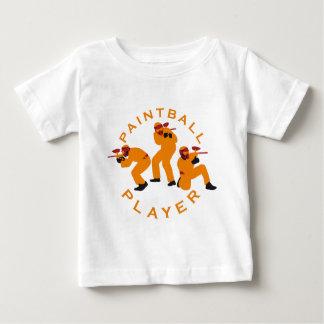 paintball players tee shirt