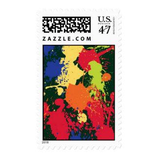 Paintball Postage