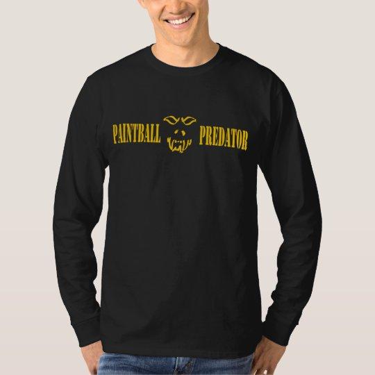 Paintball Predator logo T-Shirt