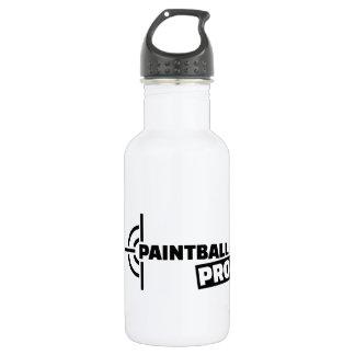 Paintball Pro crosshairs Water Bottle