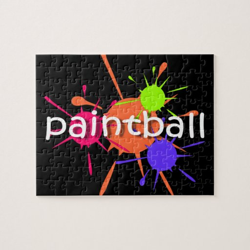 paintball puzzles