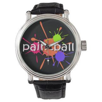 Paintball Reloj