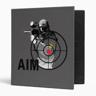 Paintball Shooter - Aim Binder