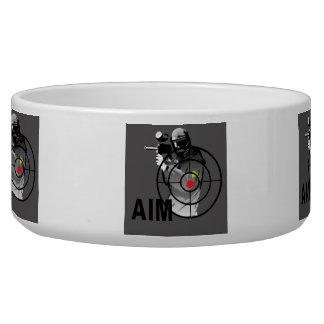 Paintball Shooter - Aim Bowl