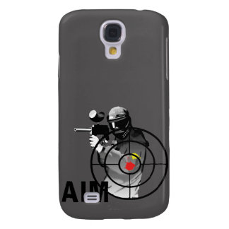 Paintball Shooter - Aim Galaxy S4 Case