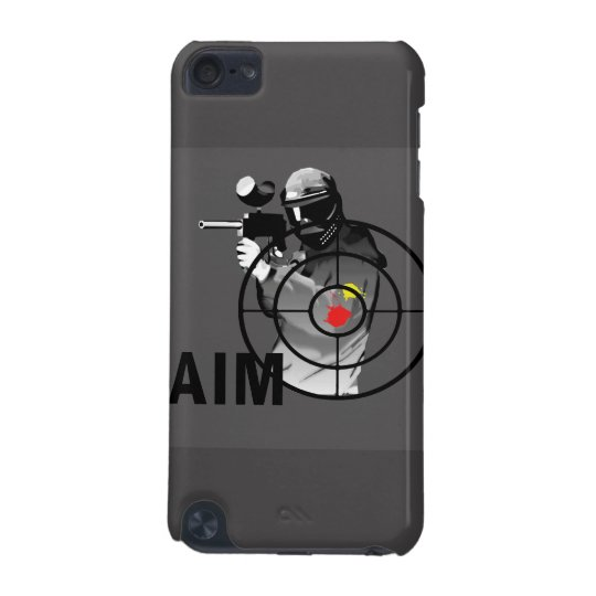 Paintball Shooter - Aim iPod Touch 5G Case