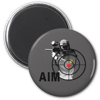 Paintball Shooter - Aim Magnet