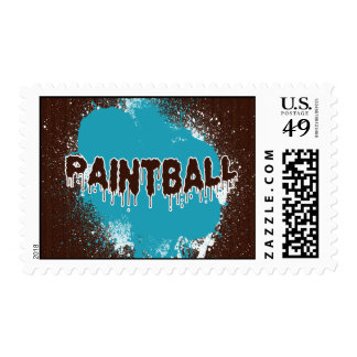 Paintball Stamps