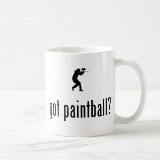 Paintball Taza Clásica