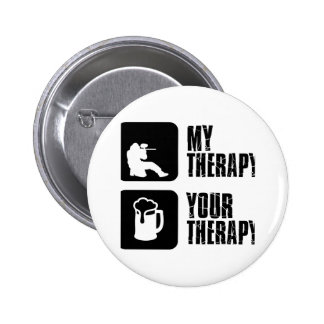 paintball therapy designs button