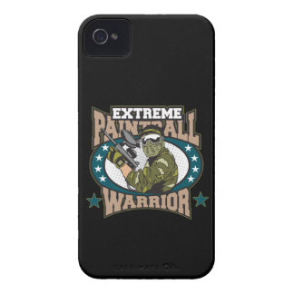Paintball Warrior iPhone 4 Case-Mate Case