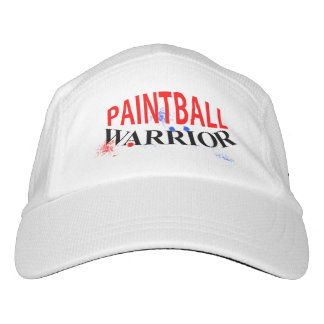 Paintball Warrior Themed Graphic Headsweats Hat