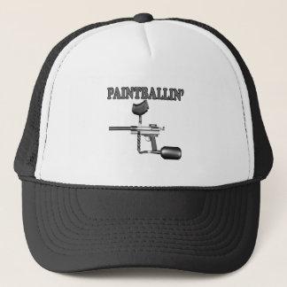 Paintballin Trucker Hat