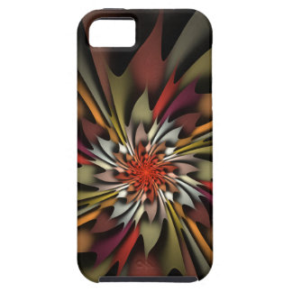 Paintbox Colored Leaves iPhone 5 Cover
