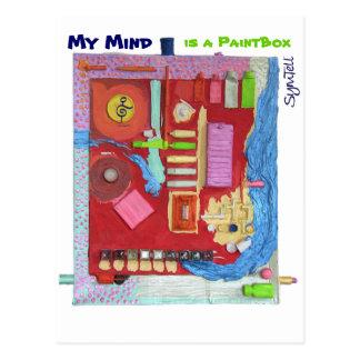 PaintBox Postcard