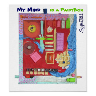 PaintBox Poster