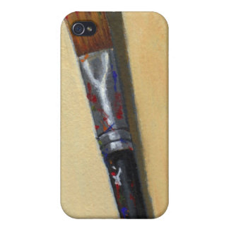 PAINTBRUSH: ARTIST iPHONE CASE Cases For iPhone 4