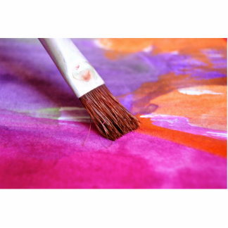Paintbrush Cutout