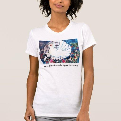 Paintbrush Diplomacy Shirts