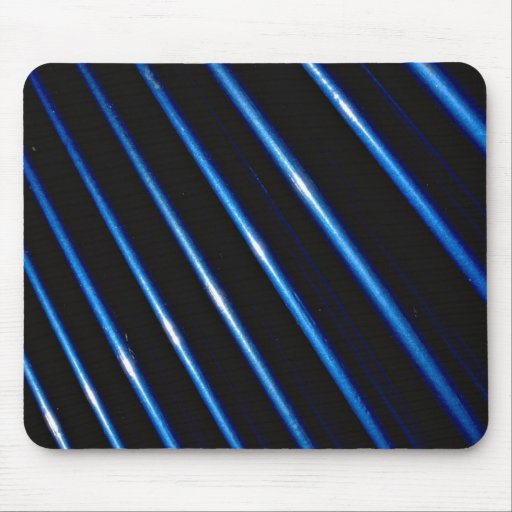 Paintbrush handles mouse pad