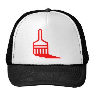 Paintbrush Icon Trucker Hat