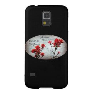 paintbrush wildflowers, Johnston's Ridge 3 Galaxy S5 Cases