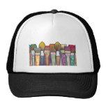 Paintbrushes Trucker Hats