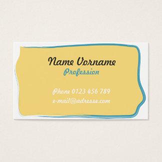 Paintcolor Business Card