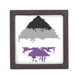 Paintdrip Asexual Ace Premium Gift Box