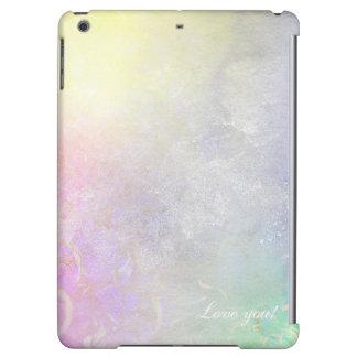 Painted5 - Caja brillante lista del aire del iPad