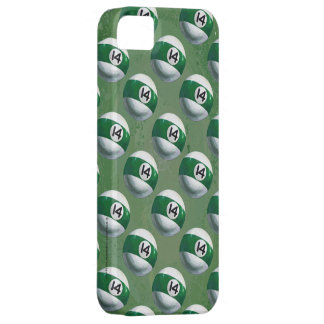 Painted 14 Ball Pattern iPhone SE/5/5s Case