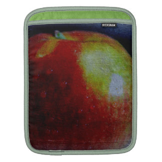 Painted Apple Sleeves For iPads