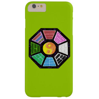 Painted Ba-Gua iPhone case