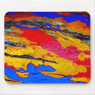 Painted Bark Mouse Pad