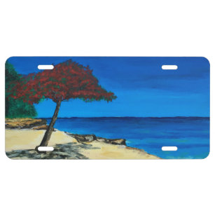 Painted Light Switch Plates Sunset