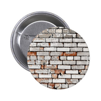 Painted Brick 2 Inch Round Button