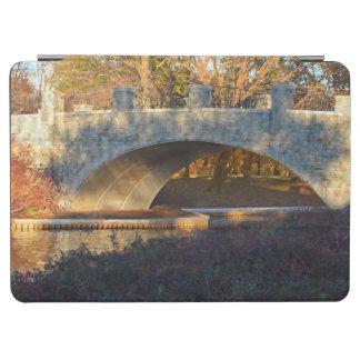 Painted Bridge At Sunset iPad Air Cover