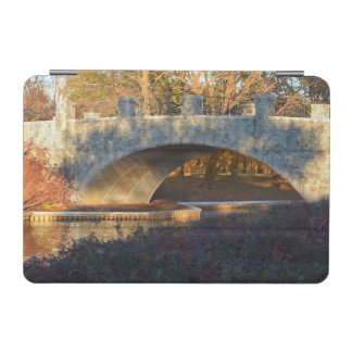 Painted Bridge At Sunset iPad Mini Cover