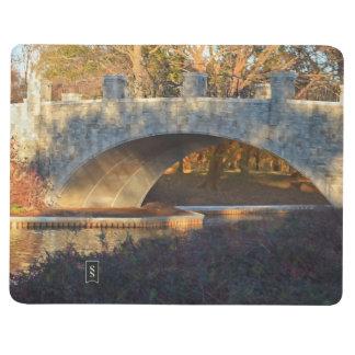 Painted Bridge at Sunset Journal
