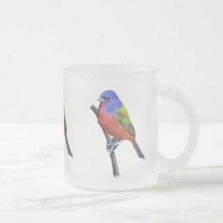 Painted Bunting Image Coffee Mug